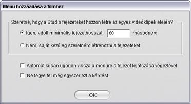 Pinnacle Studio image002 Az Album menüinek használata