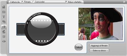 Pinnacle Studio image002 Lo Strumento di cattura istantanee video