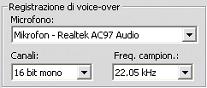 Pinnacle Studio image003 Preferenze video e audio