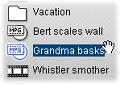Pinnacle Studio image002 Scènes en bestanden selecteren