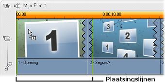 Pinnacle Studio image001 Themaclips maken