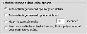 Pinnacle Studio image002 Instellingen voor opnamebron