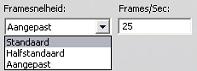 Pinnacle Studio image004 Instellingen Bestand maken