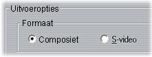 Pinnacle Studio image002 Instellingen voor het maken van banden