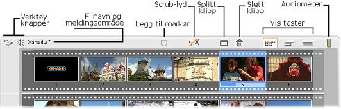 Pinnacle Studio image003 Movie Window