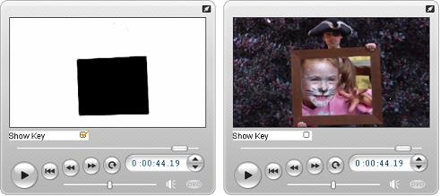 Pinnacle Studio image006 Chroma key verktøyet