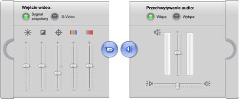 Pinnacle Studio image001 Poziomy audio i wideo – źródło analogowe