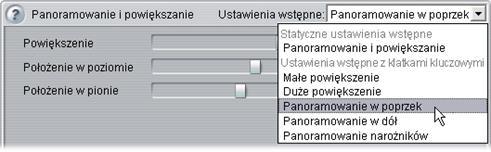 Pinnacle Studio image003 Zmienianie parametrów efektów