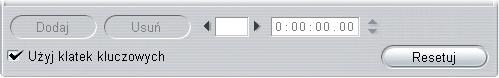 Pinnacle Studio image003 Używanie klatek kluczowych