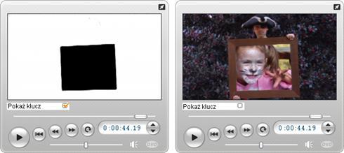 Pinnacle Studio image007 Narzędzie Kluczowanie kolorem
