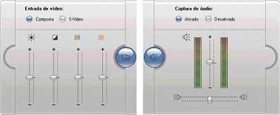Pinnacle Studio image001 Níveis de áudio e vídeo – analógico
