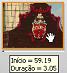 Pinnacle Studio image001 Exibição de informação relativa à cena e ao arquivo