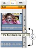 Pinnacle Studio image011 Vista de linha de tempo