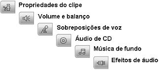 Pinnacle Studio image001 A caixa de ferramentas de áudio