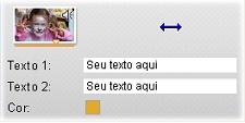 Pinnacle Studio image004 Utilização da ferramenta Editor de temas