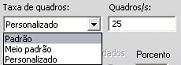 Pinnacle Studio image004 Configurações em Criar arquivo