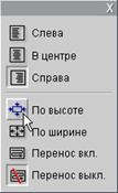 Pinnacle Studio image002 Элементы управления форматированием текста