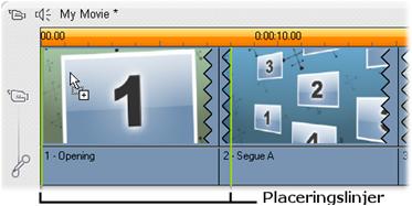 Pinnacle Studio image001 Skapa temaklipp