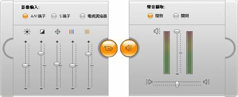 Pinnacle Studio image001 音訊和視訊等級—類比