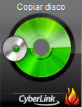 Power2Go copydi54 Accesorio de grabación de escritorio Power2Go
