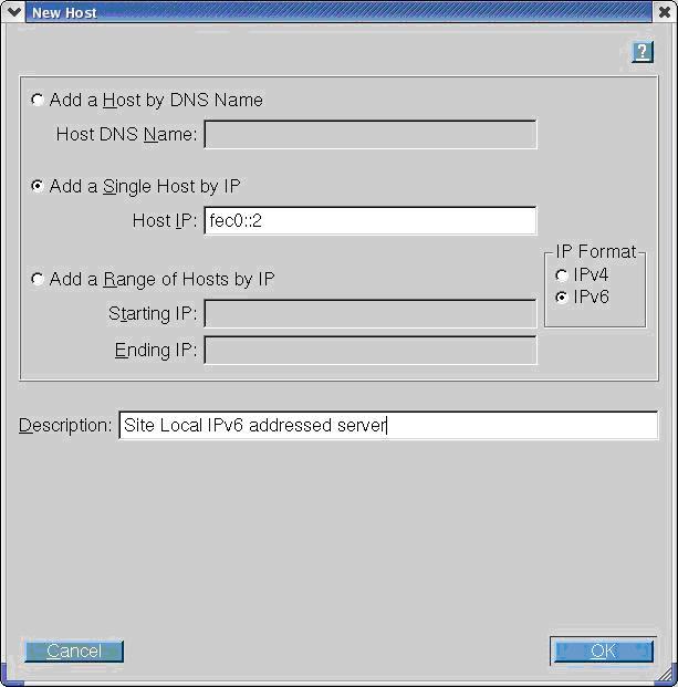 Proliant Maintenance CD 89293 Configuring IPv6 for Windows Server 2003