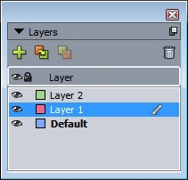 QuarkXpress pal layers Working with layers