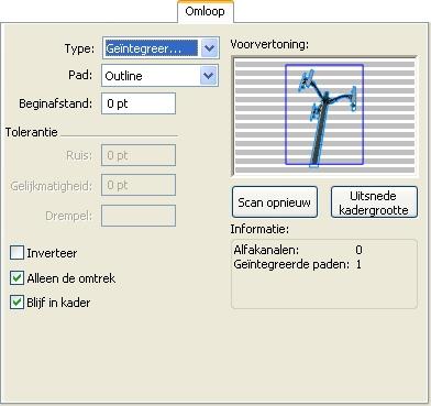 QuarkXpress tab runaround Tekst om illustraties laten lopen