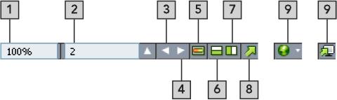 QuarkXpress diagram layout controls 版面控件