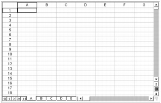 Wordperfect Quattro Pro swspreadsheet Understanding the components of a notebook