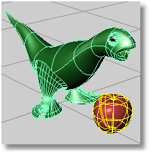 Rhinoceros DisplayMode Rendered Viewport display modes