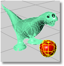 Rhinoceros DisplayMode XRay Viewport display modes