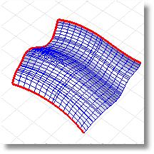 Rhinoceros DupMeshEdge 001 Duplicate edges/borders