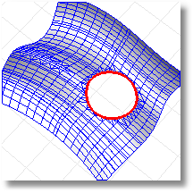 Rhinoceros DupMeshHoleBoundary 001 Duplicate edges/borders
