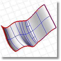 Rhinoceros dupborder 001 Duplicate edges/borders