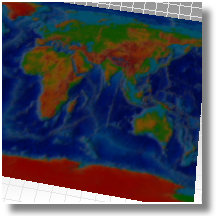 Rhinoceros meshheightfield 001 From bitmap colors