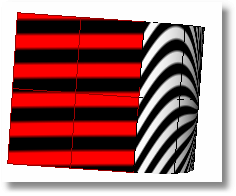 Rhinoceros zebra 902 tangent Analysis