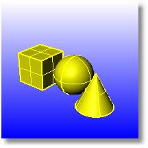 Rhinoceros BackgroundGradient2Color 高级显示设置
