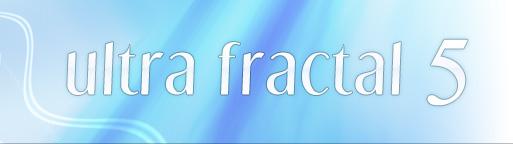 Ultra Fractal welcome Ultra Fractal Help