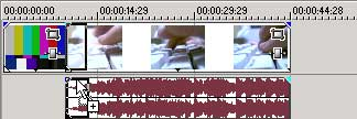 Vegas Pro insertdrop2 Création et insertion dévénements