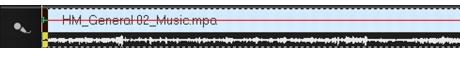 Corel Videostudio audio adjust volume 1 Mixing audio tracks