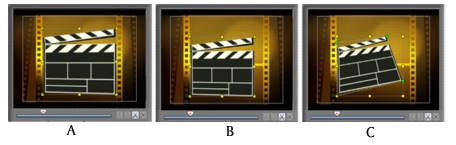 Corel Videostudio edit cliptransform Enhancing clips