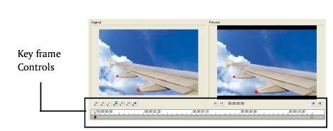 Corel Videostudio edit filter keyframe Enhancing clips