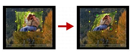 Corel Videostudio overlay distort Working with Overlay clips