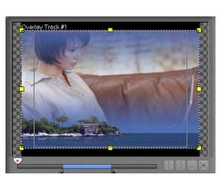 Corel Videostudio overlay mask after Enhancing Overlay clips