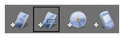 Corel Videostudio share add videoa Burning video discs