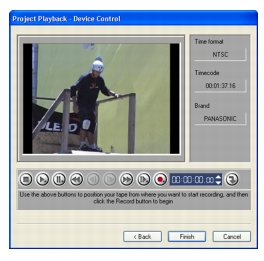 Corel Videostudio share project playback1 Playing back your project