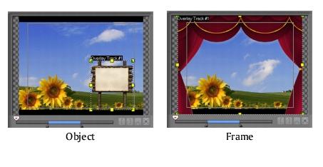 Corel Videostudio vstudio 2 07 43 Adding Objects or Frames