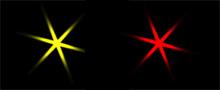 Vitascene starburst farbe Starburst