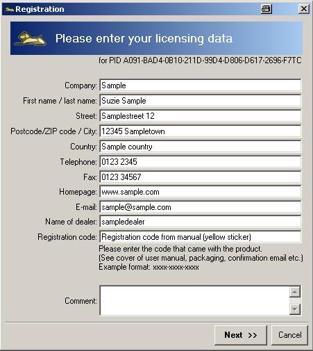 Vitascene Register1a Registration