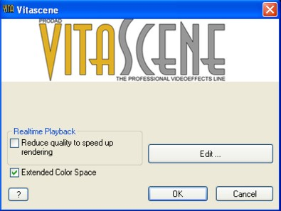 Vitascene canopus eng4 Plugin as video transition